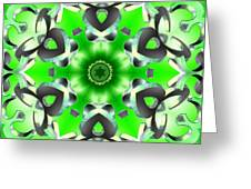 Anahata Conjunction Greeting Card