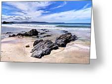 Anchor Bay New Zealand 2 Greeting Card