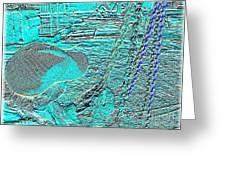 Anchor Chain 1 Greeting Card