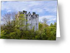 Ancient Castle Donegal Greeting Card