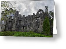 Ancient Donegal Castle Greeting Card