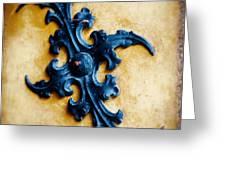Ancient Motif Greeting Card
