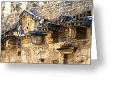 Ancient Roman Theater 6 Greeting Card