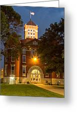 Anderson County Courthouse Greeting Card