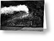 Anderson Depot  Greeting Card