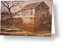 Anderson Mill Greeting Card