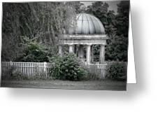 Andrew Jackson Home-garden Greeting Card