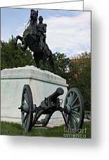 Andrew Jackson Memorial Greeting Card