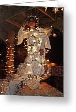 Angel And The Badman Homage 1947 Christmas Parade Coolidge Arizona 2001-2008 Greeting Card