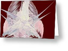 Angel Heart By Jammer Greeting Card