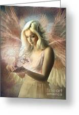 Angel Jehoel Greeting Card