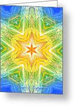 Angel Of Inspiration Greeting Card