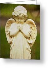 Angel Of Mine Greeting Card