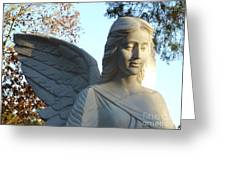 Angel Of The Morning Greeting Card