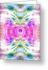 Angel Of Venus Greeting Card