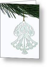 Angel Ornament Greeting Card