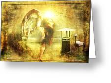 Angel Spirit Greeting Card