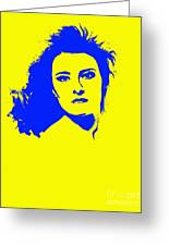 Angela Torn By Greeting Card