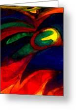 Angels 2 Greeting Card