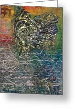 Angels And Mermaids Greeting Card
