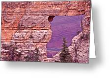 Angel's Window  Grand Canyon Greeting Card