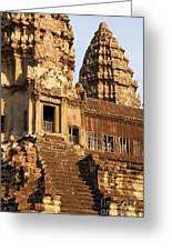 Angkor Wat 03 Greeting Card