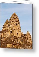 Angkor Wat 04 Greeting Card