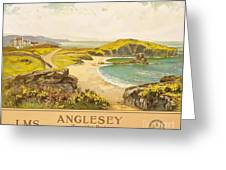 Anglesey Greeting Card
