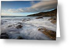 Anglesey Tides Greeting Card