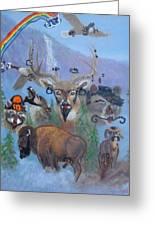 Animal Equality Greeting Card