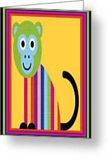 Animal Series 6 Greeting Card