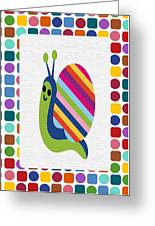 Animals Whimsical 4 Greeting Card