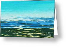 Anini Beach Kauai Greeting Card