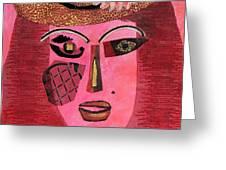 Ann Of Green Gables Greeting Card
