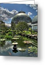 Anna Scripps Whitcomb Conservatory Detroit  Greeting Card