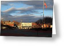 Annapolis Md - 01131 Greeting Card