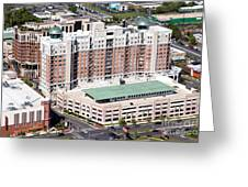 Annapolis Town Centre At Parole Greeting Card