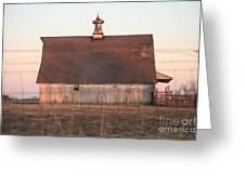 Another Barn Greeting Card