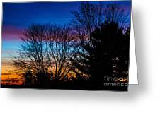 Another Beautiful Morning Greeting Card
