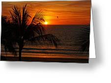 Another Beautiful Sunset Greeting Card