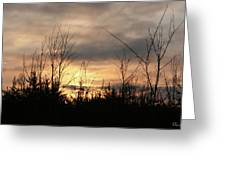 Another Dusk Greeting Card