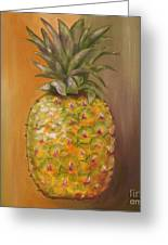 Another Pineapple Greeting Card