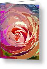 Another Rose Greeting Card
