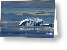 Antarctica.. Greeting Card