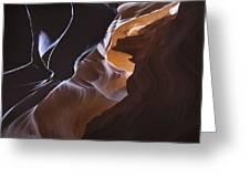 Antelope Canyon 20 Greeting Card