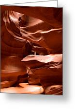 Antelope Canyon 1 Greeting Card