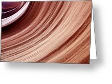 Antelope Canyon 4 Greeting Card