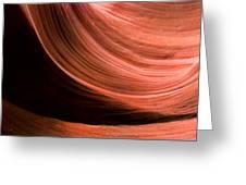 Antelope Canyon 5 Greeting Card