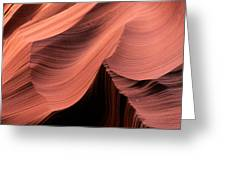 Antelope Canyon IIi Greeting Card