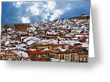 Antequera Spain Greeting Card